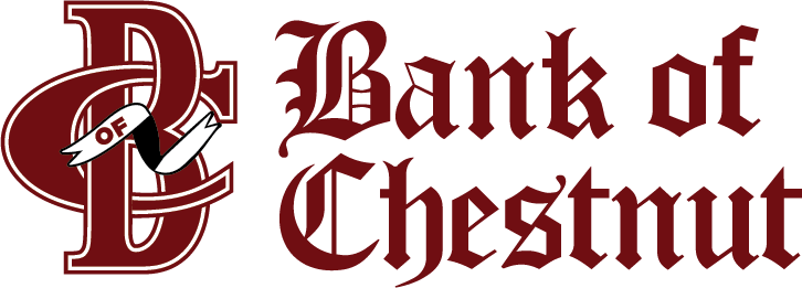 Bank of Chestnut Logo